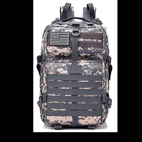 GFDFD Sac Tactical Assault Militaire Pack Sac à Dos Armée Sacs à Dos Petit Sac à Dos randonnée en Plein air Camping Trekking