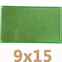 5pcs/lot 9*15cm Single Side PCB Universal Board Glass Fiber Board Circuit Protoboard For Arduino