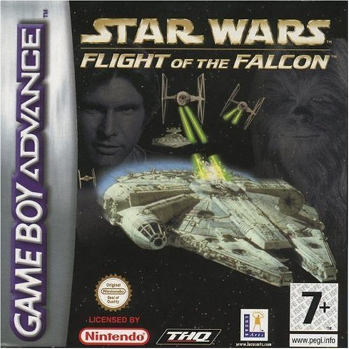Star Wars : Flight of The Falcon [FR Import]