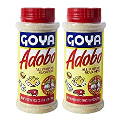 The #1 brand of Latin all-purpose seasonings 794 total servings per container Container size ideal for any size meal and servings Perfect for both quick and slow cook recipes