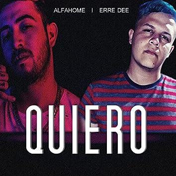 Quiero (feat. Alfahome)