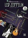 Ultimate easy guitar play-along: led zeppelin guitare+dvd (Alfreds Ultimate Easy Play-along)
