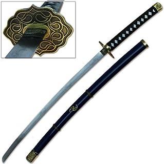 K Project Anime Sword Former Vassel Replica Katana Carbon Steel Cosplay