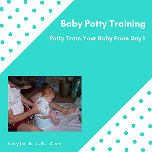 Baby Potty Training audiobook cover art