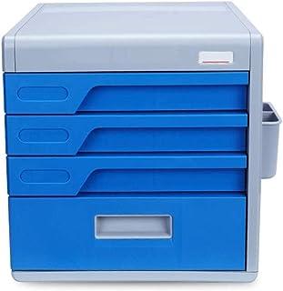 Casier de rangement, armoire de rangement de fichiers armoire de bureau armoire de rangement armoire à tiroirs, boîte de r...