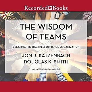 The Wisdom of Teams cover art
