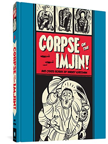 Corpse on the Imjin And Other Stories (The EC Comics...