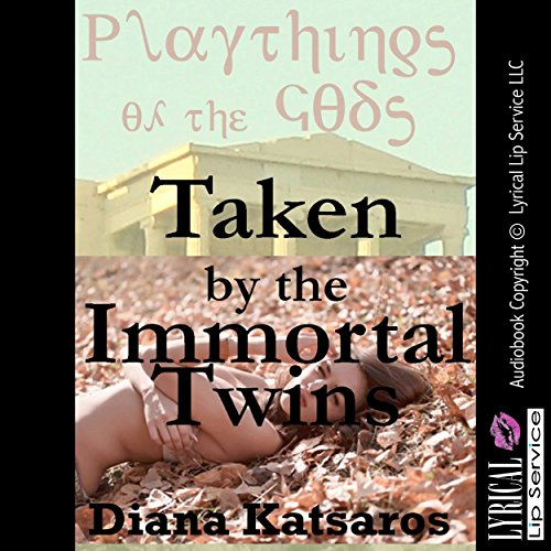 Taken by the Immortal Twins audiobook cover art