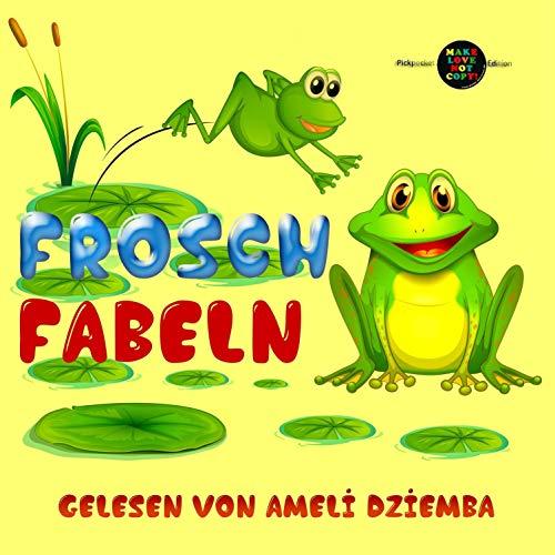 Page de couverture de Frosch-Fabeln