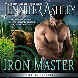 Iron Master cover art