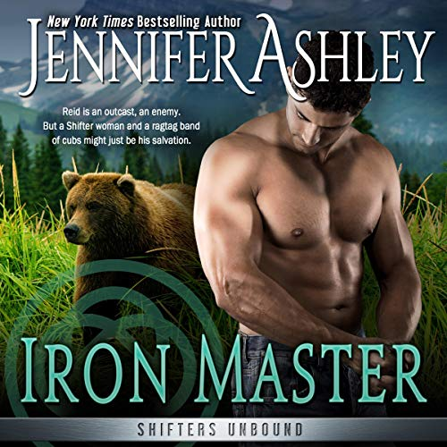 Iron Master: Shifters Unbound, Book 12