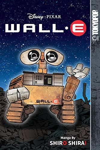 Disney Manga: Pixar's WALL E