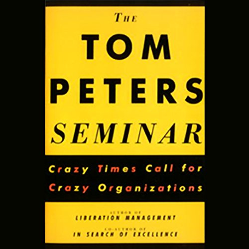 The Tom Peters Seminar cover art