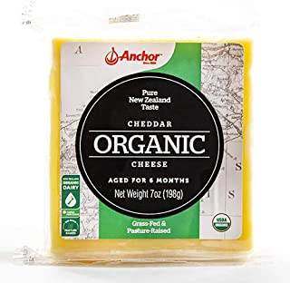 mainland organic cheddar cheese