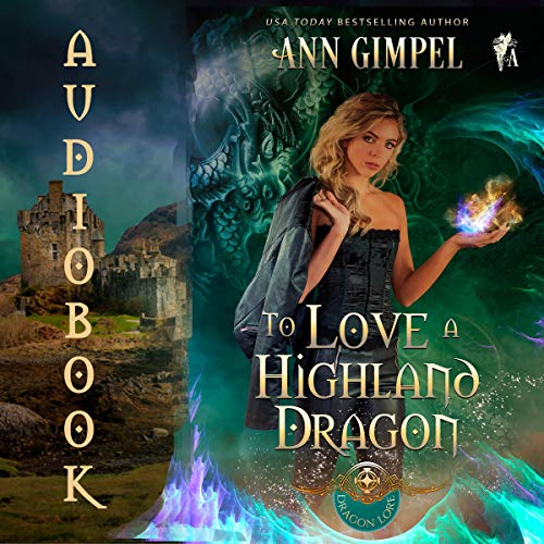 To Love A Highland Dragon Titelbild