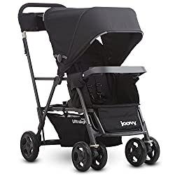 Joovy Caboose ultralight Double Stroller Sit and Stand