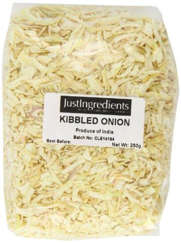 JustIngredients Cipolla a Pezzetti - 5 Confezioni da 250 g