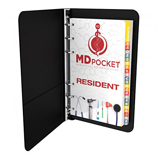 MDpocket Resident Edition Binder - 2018