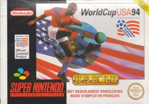 World Cup USA 94 (SNES) oA gebr.