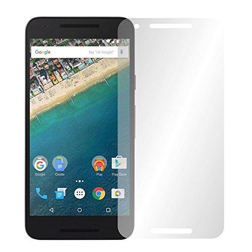 2 x Slabo Bildschirmfolie für LG Google Nexus 5X Bildschirmschutzfolie Zubehör