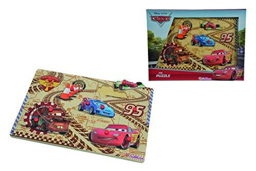 Eichhorn 100003287 - Disney Cars 2 - Steckpuzzle