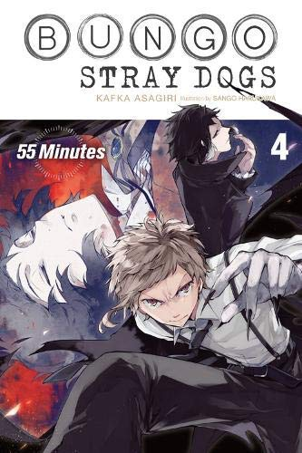 Bungo Stray Dogs, Vol. 4 (light novel): 55 Minutes (Bungo Stray Dogs (light novel)) (English Edition)
