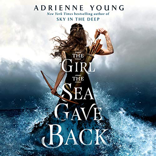 Page de couverture de The Girl the Sea Gave Back