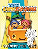 Team Umizoomi Connect The Dots: Team Umizoomi Dot Art Coloring Activity Books For Adults, Boys, Girls