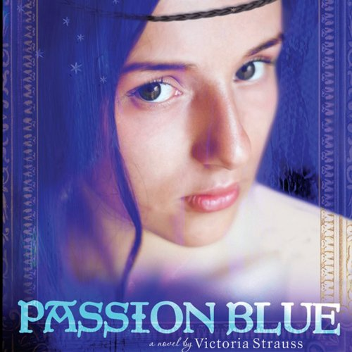 Passion Blue audiobook cover art