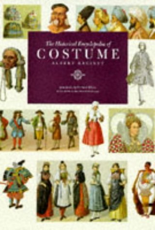 Historical Encyclopedia of Costumes by Albert Racinet (1991-12-02)