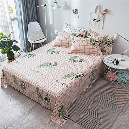 Hllhpc beddengoedset voor tweepersoonsbed van katoen voor tweepersoonsbed