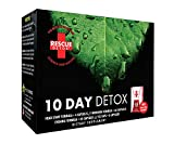 Rescue Detox - 10 Day Detox | Comprehensive Cleansing Program - with Head Start Blend and Bonus Ice Caps 8ct