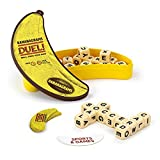 NEW TO BANANAGRAMS: An even smaller travel game for one-on-one word face-offs HEAD-TO-HEAD: Two players face-off in a race to build their own word grid using letter cubes SUPER COMPACT: No sprawling word grids, this travel game version of Bananagrams...