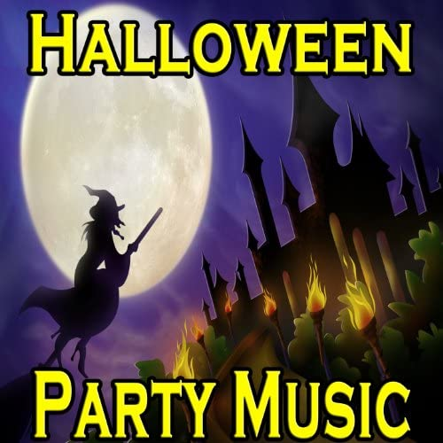 2012 Halloween feat. Partys Songs, Dance Songs & Sound Effects