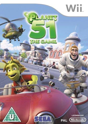 Planet 51 (Wii) [Importación inglesa]