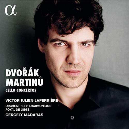 Victor Julien-Laferrière, Orchestre Philharmonique Royal de Liège & Gergely Madaras
