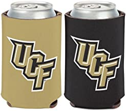NCAA UCF Central Florida Golden Knights 1 Pack 12 oz. 2-Sided Can Cooler