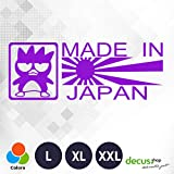 Decus Pegatina de pingüino L 2148 Made in Japón, Estilo OEM JDM