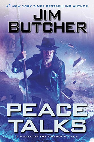 Peace Talks (Dresden Files Book 16) by [Jim Butcher]