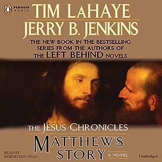 Matthew's Story cover art
