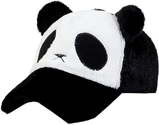 Panda Baseball Caps