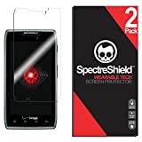 [2-Pack] Spectre Shield Screen Protector for Motorola...