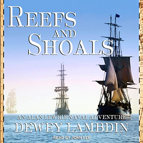 Reefs and Shoals audiobook cover art