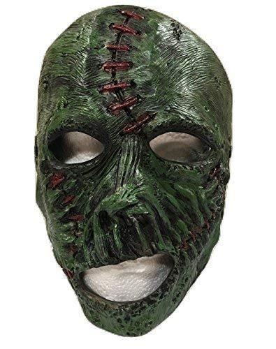 SLIPKNOT - Corey hecho a medida estilo lujo FIBRA DE VIDRIO Máscara - Iowa Era Universal Talla CON HEBILLA CORREA