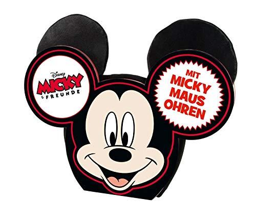 Disney Micky & Freunde: Mit Micky-Maus-Ohren (Disney Micky Maus)