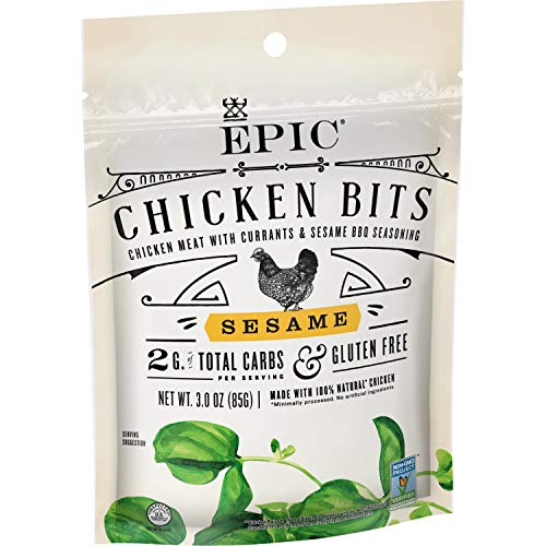 EPIC Sesame Chicken Bits, 3oz