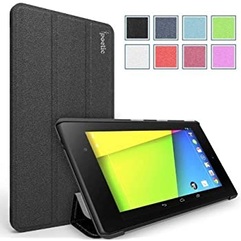 1st Generation Premium Quality PU Leather Protective CASE Cover with Built-in 360/° Rotating Stand Wake Up//Sleep Function!!! ASUS for 2012 Google Nexus 7