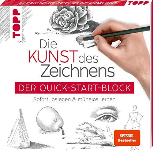 Die Kunst des Zeichnens. Der Quick-Start-Block: Sofort loslegen und mühelos lernen - SPIEGEL-Bestseller