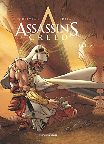 Assassin's Creed Ciclo 2 nº 03/03: 6 Leila: 88 (BD - Autores Europeos)