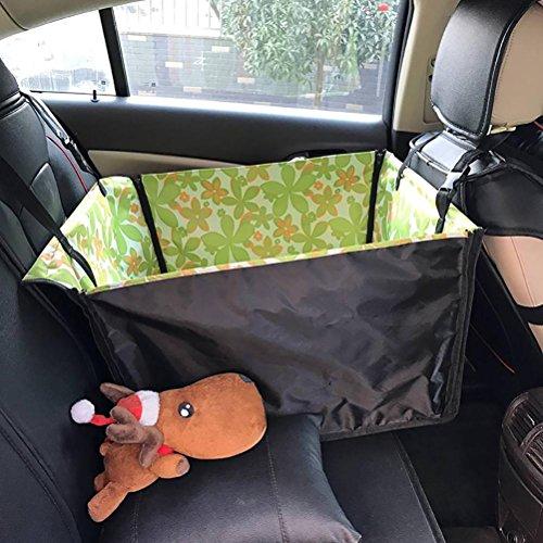 Lamei stoelbekleding voor honden, achterbank voor grote huisdieren, hangmat voor auto's